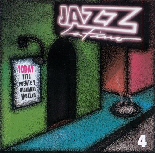 Jazz Latino, Vol. 4