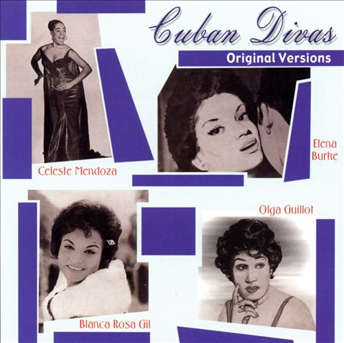Cuban Divas [Original Versions]
