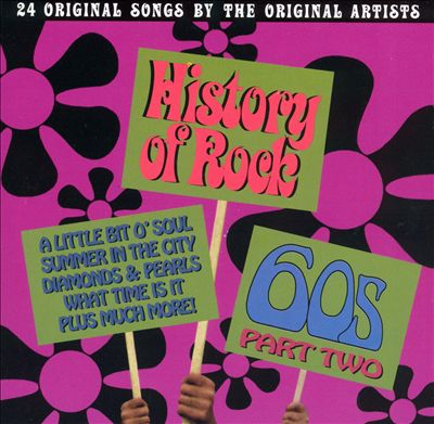 History of Rock: The 60s, Pt. 2