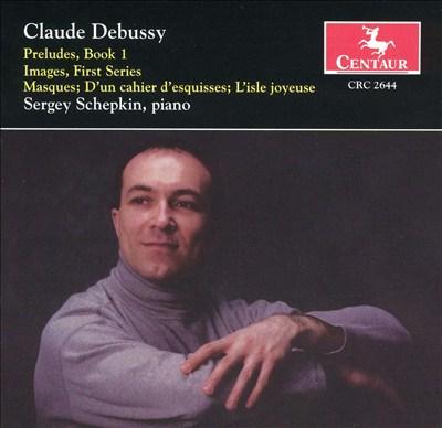 Sergey Schepkin Plays Debussy