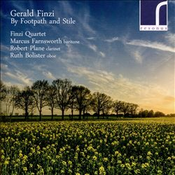 Gerald Finzi: By Footpath and Stile