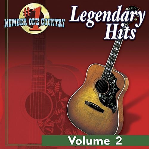 #1 Country Legendary Hits, Vol. 2