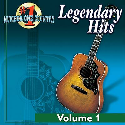 #1 Country Legendary Hits, Vol. 1