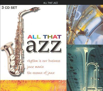 All That Jazz [K-Tel UK]