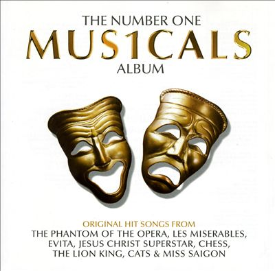 The Number One Musicals Album [2004]