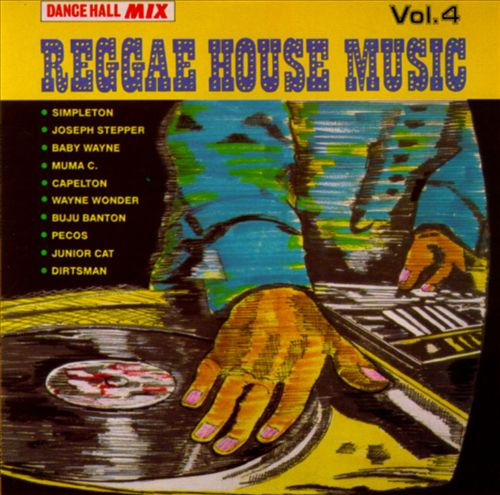 Reggae House Music, Vol. 4
