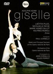 Adolphe Adam: Giselle [Video]