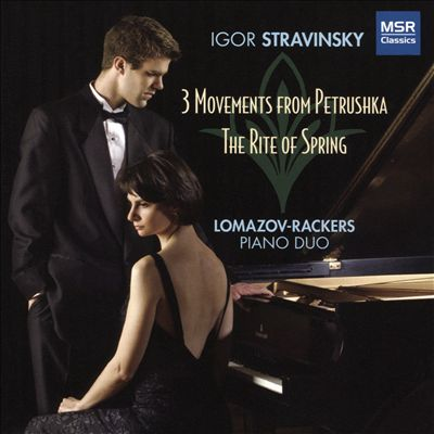 Stravinsky: 3 Movements from Petrushka; The Rite of Spring