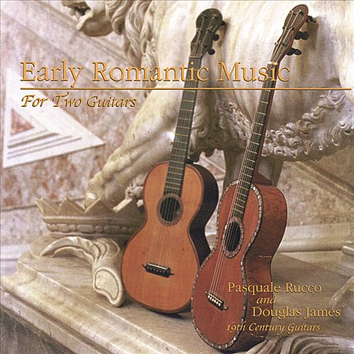 Early Romantic Music for Two Guitars