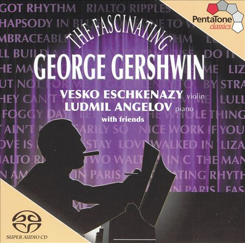 The Fascinating George Gershwin