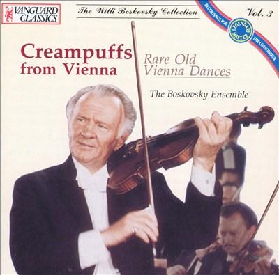Creampuffs from Vienna, Vol. 3