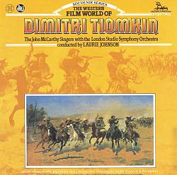 The Western Film World of Dimitri Tiomkin