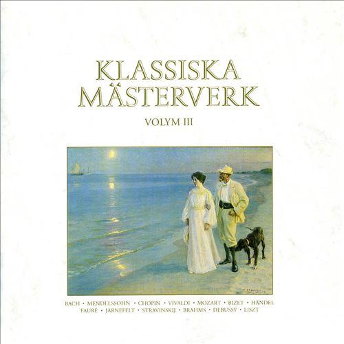 Klassiska Mästerverk, Vol. 3
