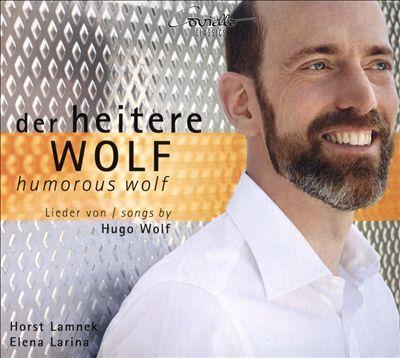 Der Heitere Wolf (Humorous Wolf)