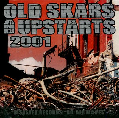 Old Skars and Upstarts 2001