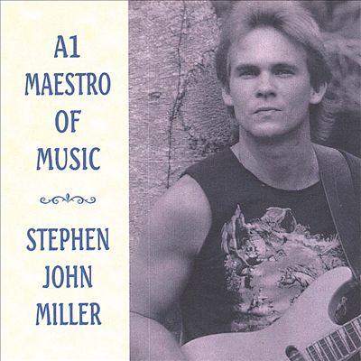 American Tenor Stephen J. Miller