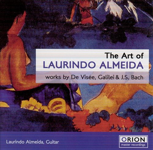 The Art of Laurindo Almeida