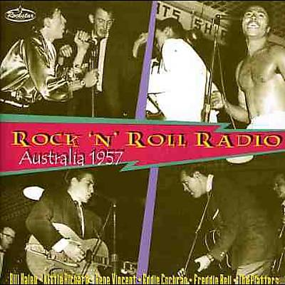 Rock N' Roll Radio: Australia 1957