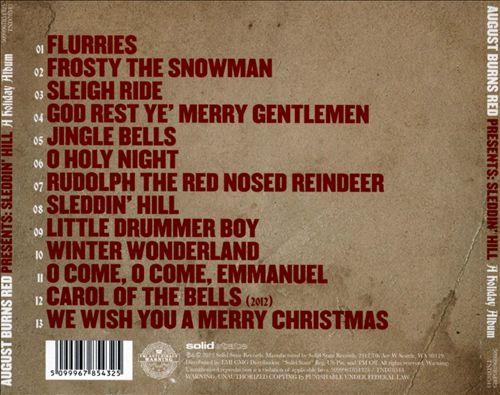 Sleddin' Hill: A Holiday Album