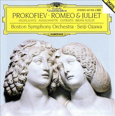 Prokofiev: Romeo & Juliet Highlights