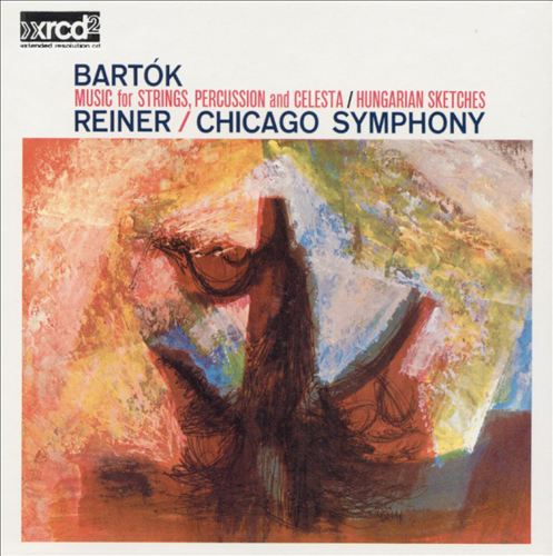 Bartók: Music for Strings, Percussion and Celesta; Hungarian Sketches