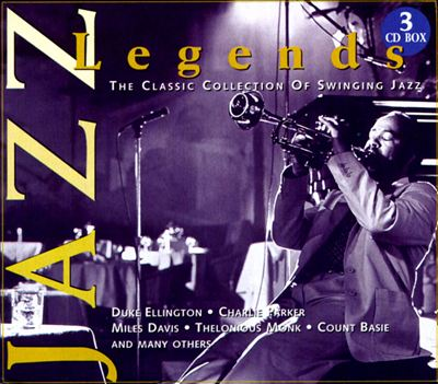 Jazz Legends: The Collection of Swinging Jazz