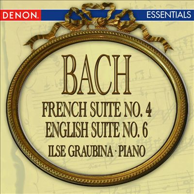 English Suite, for keyboard No. 6 in D minor, BWV 811 (BC L18)