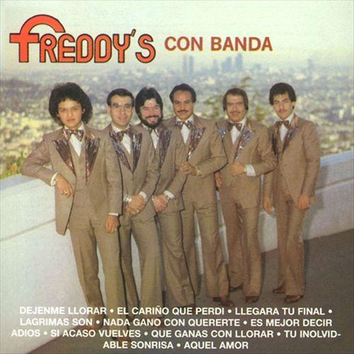 Los Freddy's Con Banda