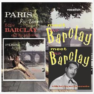 Meet Mr. Barclay/Paris for Lovers