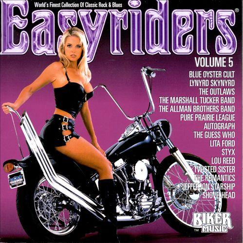 Easyriders, Vol. 5