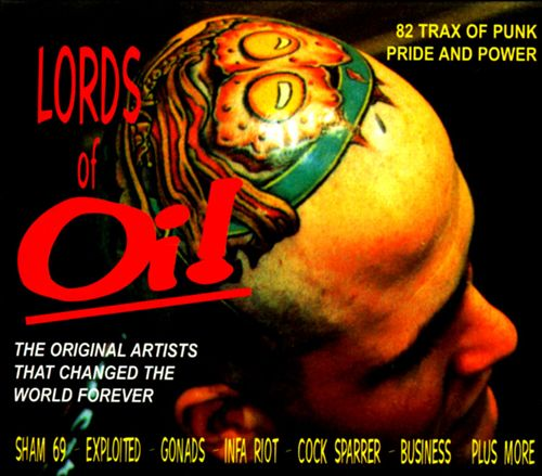 Lords of Oi! [Box]