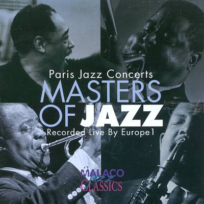 Masters of Jazz Sampler [Malaco]