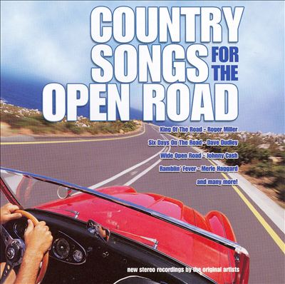 Country Songs for the Open Road