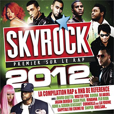 Skyrock 2012