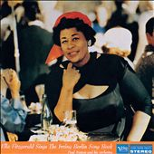 Ella Fitzgerald Sings the Irving Berlin Song Book [Hallmark]