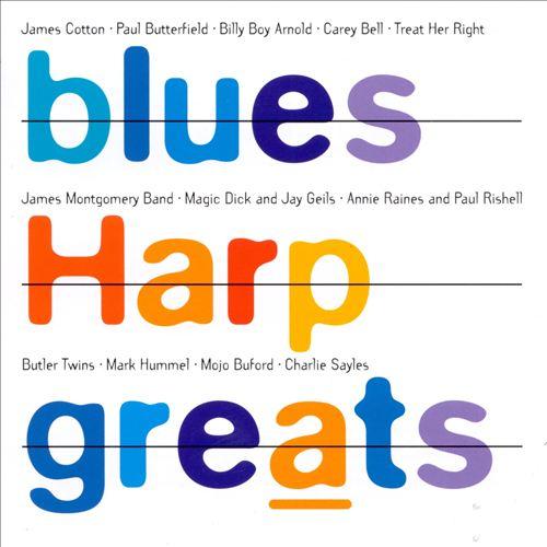 Blues Harp Greats