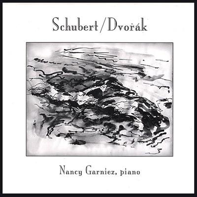 Nancy Garniez plays Schubert & Dvorak