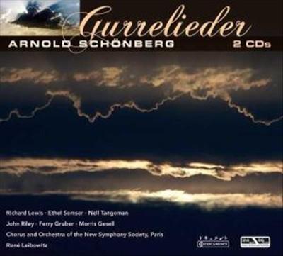 Schoenberg: Gurrelieder (Complete) [Germany]