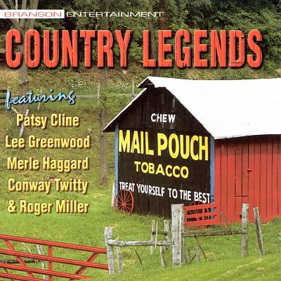 Country Legends [Intersound]