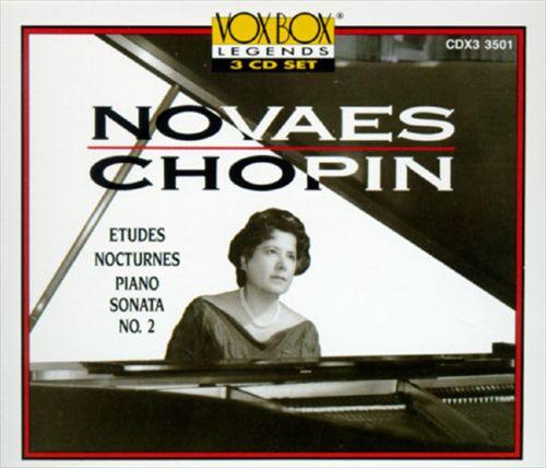Guiomar Novaes Plays Chopin