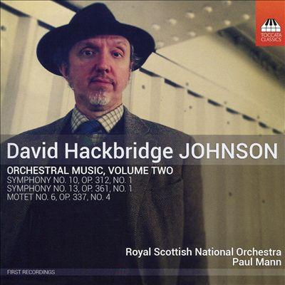 David Hackbridge Johnson: Orchestral Music, Vol. 2