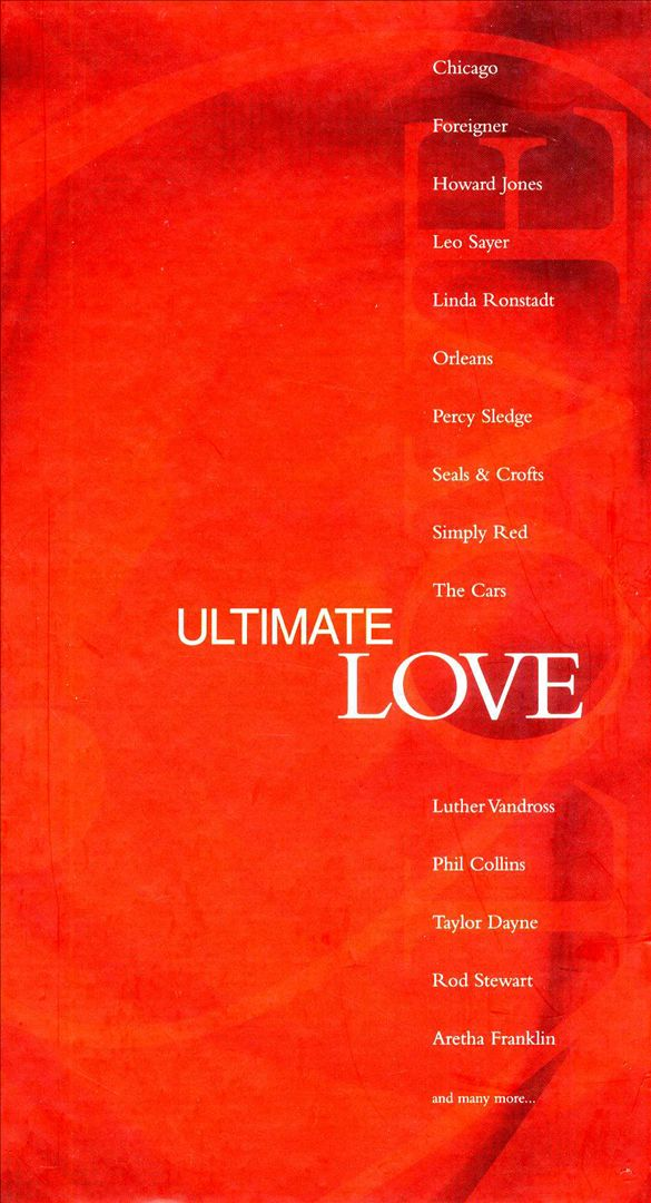 Ultimate Love [Madacy]