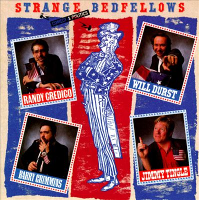 Strange Bedfellows: Comedy and Politics