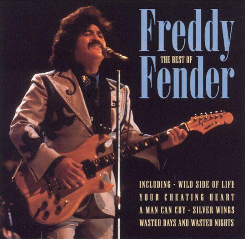 Best of Freddy Fender [Pegasus]