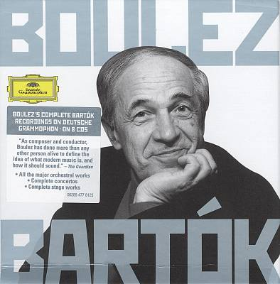Pierre Boulez Conducts Bartók