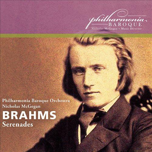 Brahms: Serenades