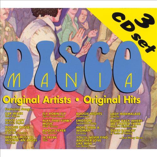 Disco Mania, Vol. 1-3
