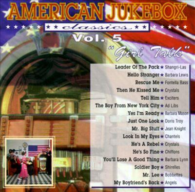 American Jukebox Classics, Vol. 5: Girl Talk