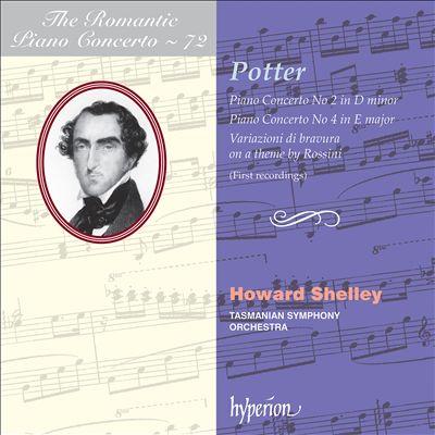 The Romantic Piano Concerto, Vol. 72: Potter