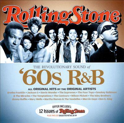 Revolutionary Sound of 60's R&B